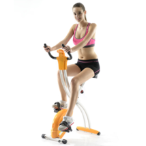Fitleader FX2 Home Gym Cycling Indoor Stationary Exercise Bike Upright Bike - $104.93