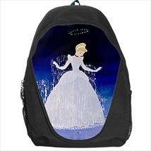 backpack school bag cinderella - $39.79