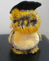 Ty Beanie Baby Smartest 2002 Graduation Owl NEW - $8.90