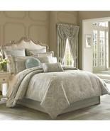 New J. Queen New York Colette 4 Piece Comforter Set Dusty Blue Variety S... - $237.59+
