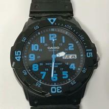 CASIO MRW-200H Blue & White 100mm Diver Style Wristwatch - $16.82