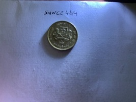 Singapore 5 cents used coin 1989 - $3.00