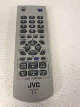 JVC RM-C203G TV Remote Control AV27CF35 AV27WF36 AV27WR25 AV32CF35 - $6.99