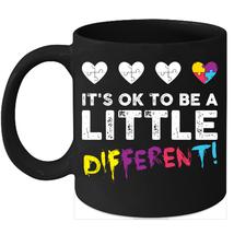 Autism Awareness 11oz Mug Autistic Pride Mugs - $15.95
