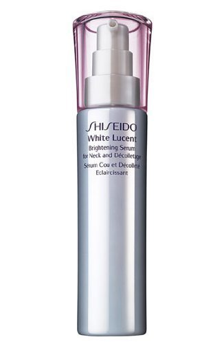 Primary image for Shiseido White Lucent Brightening Serum for Neck and Decolletage 2.5oz./75ml