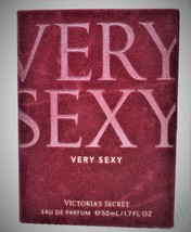 Victoria's Secret VERY SEXY 1.7oz Eau De Parfume Immaculate New In Box - $38.89