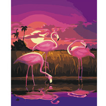 Urijk Animals Oil Painting By Numbers On Canvas No Frame - $19.95