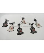 Coach F58994 Disney Mickey Mouse Classic Bag Charm/Keyclip/ Keyring Whit... - $59.00