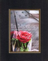 In Loving Memory - Psalm 23:6. . . 8 x 10 Inches Biblical/Religious Vers... - $11.14