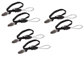 Eastvita Safety Leash For Pedometer 6 Units Help Prevent Pedometor Loss New - $7.05