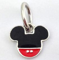 Authenthisch Pandora Disney Mickey Ikone Charm, 925er Silber 791461enmx,... - $35.67