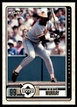 1999 Upper Deck Retro Eddie Murray Baltimore Orioles #109 - $3.91