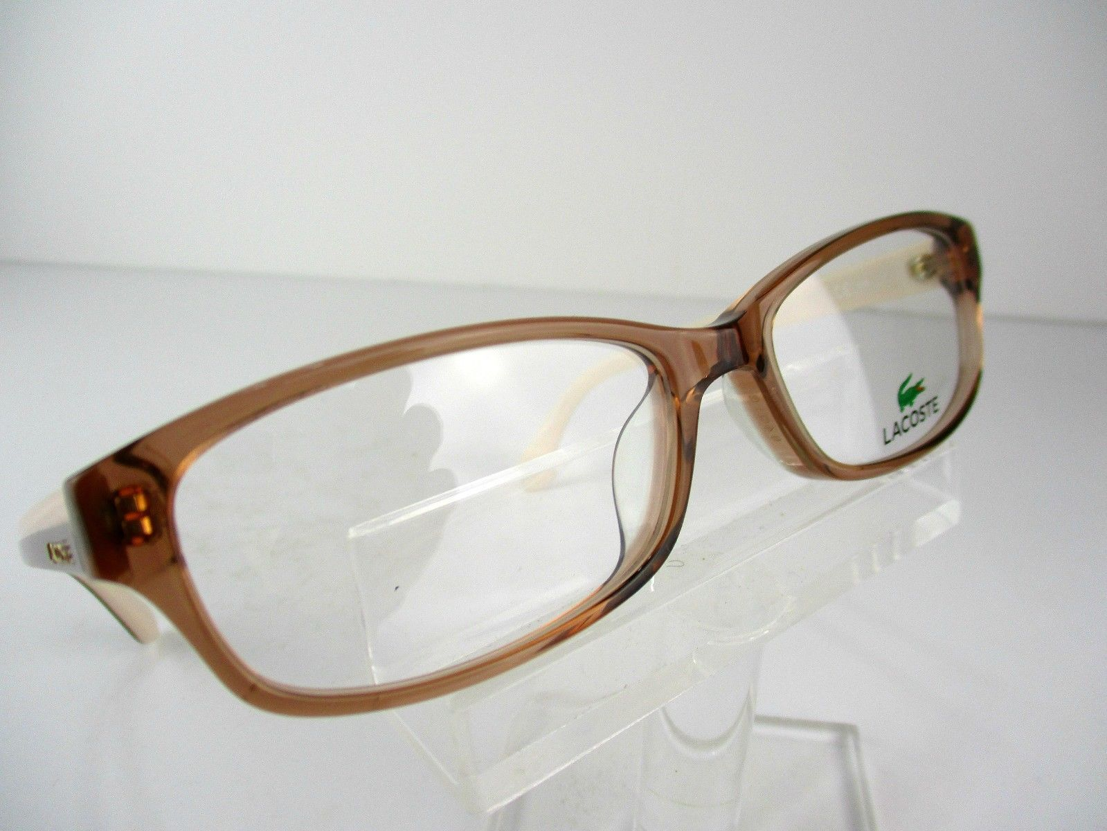 913d729b22 NEW Lacoste L-2695A (234) Crystal Brown 54 X and similar items
