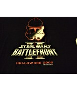 Star Wars BattleFront II Halloween 2005 T Shirt - $10.00