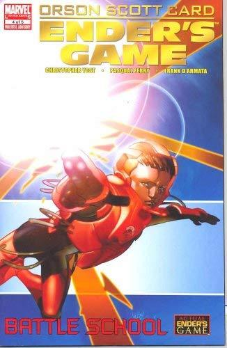 ENDERS GAME BATTLE SCHOOL #4 (OF 5) [Comic] [Jan 01, 2009] Christopher Yost