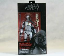 Star Wars: The Black Series Captain Phasma (The Last Jedi) Exclusive Figure - $27.54