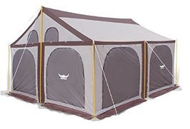 Buffalo Wide Tent Tarp Screen House Ultraviolet Protection Mosquito Net included