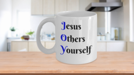 JOY Mug Jesus Others Yourself Christian Faith C... - $12.97
