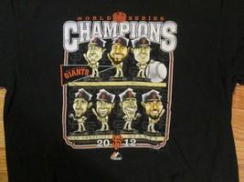 2012 San Francisco California Giants World Series Champions MLB T Shirt ... - $1.99