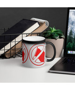 Silently Stand against Red Flag Laws with Our Matte Black Magic Changing Mug - $23.00