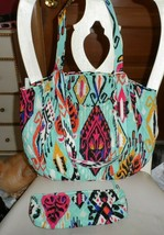 Vera Bradley Glenna handbag & Brush and pencil case in Pueblo - $59.00