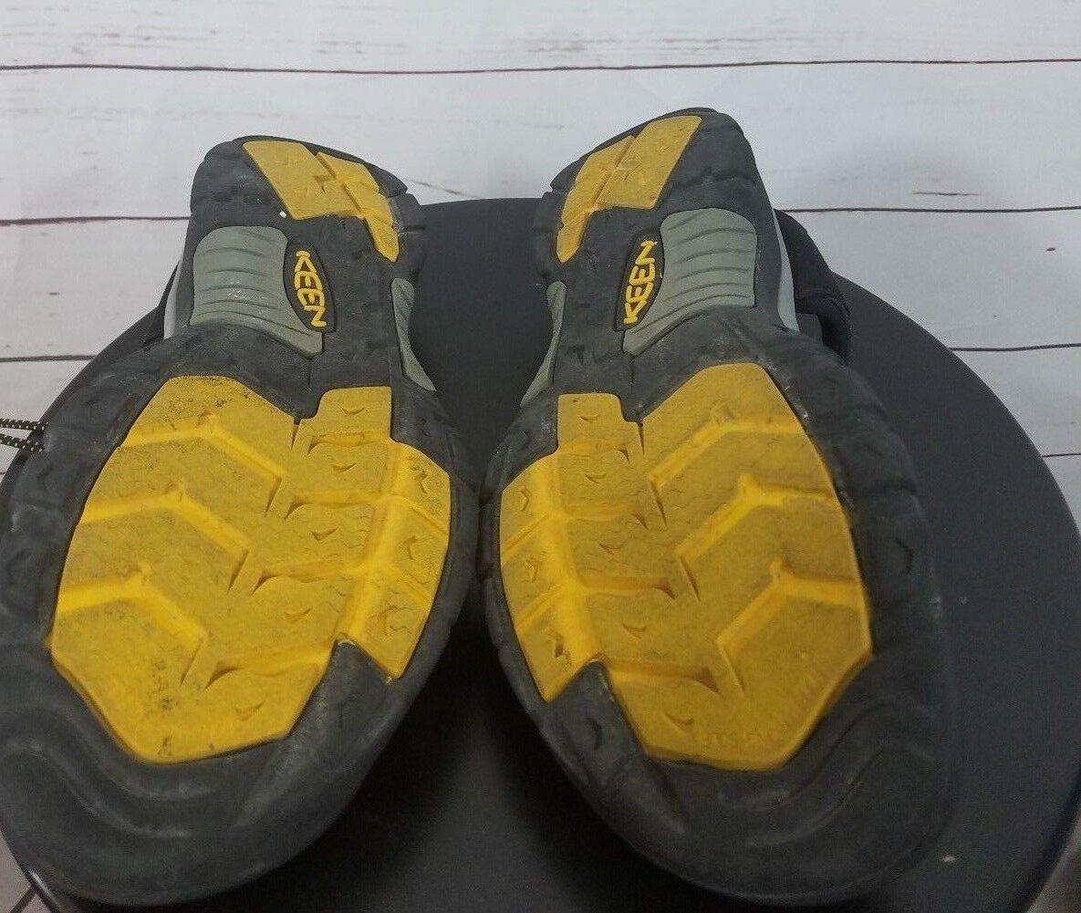 Keen Newport H2 Black Mens Closed-Toe Hiking Trail Outdoor Sporty Sandals SZ 8.5