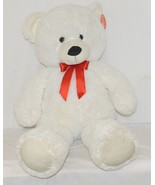 Fiewsta Toys Giant Stuffed White Cuddle Bear 38 Inches Ages 3 Plus - $60.00