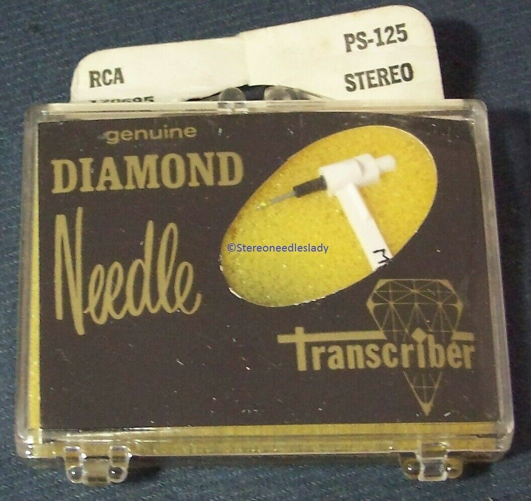 PHONOGRAPH TURNTABLE NEEDLE for RCA 122057 120695 RMP-205-2 650-DS73