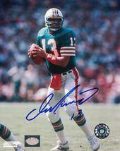 Dan Marino Signed 8x10 Photograph NFL Authenticated Marino Hologram - $98.99