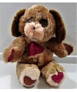 Tatty-Ratty Scruffy Redesigned Stuffie Bear Dog - $25.00