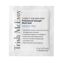 Trish McEvoy Correct and Brighten® Professional Strength Multi-Acid Week... - $35.00