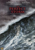 The Perfect Storm DVD / Widescreen / Like New - $8.99