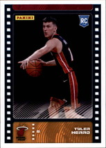 2019-20 Panini NBA Sticker Box Standard Size Insert #91 Tyler Herro Miami Heat - $7.95