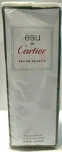 Cartier - Eau De Cartier Eau de Toilette Spray - 6.75 fl. oz. - SEALED BOX! - $85.49
