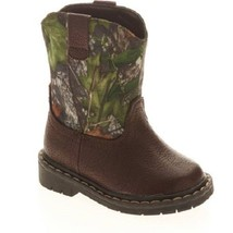 MOSSY OAK Infant/Toddler camouflage Boot Size- 3, 4, 5, 6,7,8  NWT - £12.88 GBP