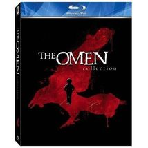The Omen: The Complete Collection Blu-ray Disc Set Horror Movies - $25.55