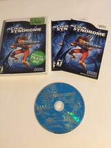 Alien Syndrome (Nintendo Wii, 2007) - CIB Complete, Tested And Working! - $6.29