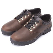 TIMBERLAND MENS BUSH HIKER BROWN OrithLite Comfort LEATHER SHOES A15BM S... - $1.289,73 MXN+