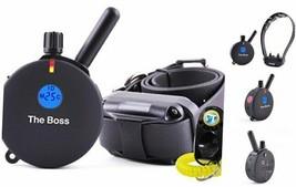 Bundle of 2 Items - E-Collar - ET-800-1 Mile Rechargeable Remote Waterpr... - €348,65 EUR