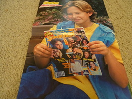 Jonathan Taylor Thomas Scott Wolf teen magazine poster clipping hold Superteen
