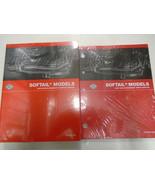 2006 Harley Davidson Softail Soft Code Service Shop Repair Manual Set W - $289.68