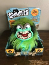 Grumblies Tremor Interactive Toy New in Box - $29.69