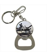 T-80 Army Tank Bottle Opener Keychain - $7.70