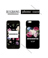 KPOP BIGBANG Phone Case Flower Road Phone Cover G-DRAGON Cellphone Case - $2.59