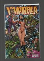 Vampirella 01 - July 2001 - J. Scott Campbell Cover - Mark Millar, Mike ... - $27.43