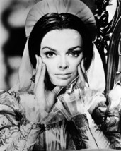 Barbara Steele 16x20 Poster holding mask of herself The Pit and the Pendulum - $19.99