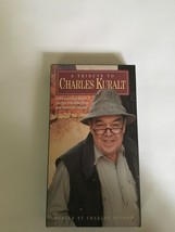 A Tribute To Charles Kuralt Hosted By Charles Osgood RARE VHS - $191.85