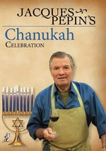 Jacques Pepin's Channukah Celebration - $20.70
