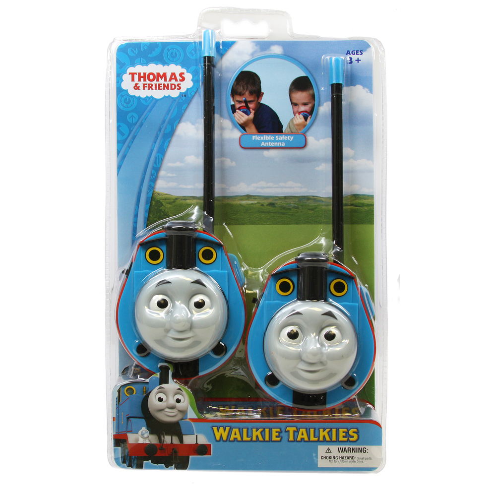 Thomas and Friends Walkie Talkie-2 Pack image 1