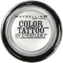 Maybelline EyeStudio Color Tattoo 24Hr Eyeshadow, Too Cool [05], 1 ea by Maybell - $14.69